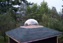 Round Domed Skylight