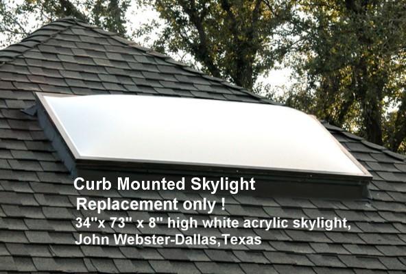 Basic Installation Of A Curb Mount Skylight